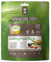 Adventure Food - Curry Fruit Rice